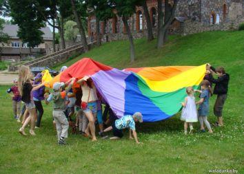 Białoruś: Wakacje z Królową Jezior 2012