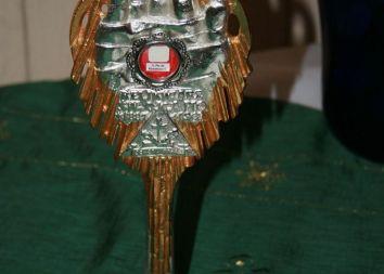 Międzywodzie: Wprowadzenie relikwi św. O. Pio 2012