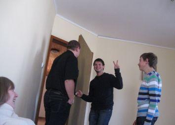 Ukraina: Młodzież z Chodorowa w Brzozdowcach 2013