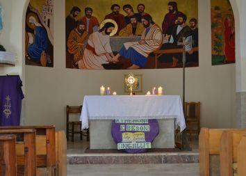 Albania: W jedności z Ojcem Świętym 2013