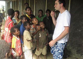 Albania, Bilaj: Spotkanie z misjonarzem 2013