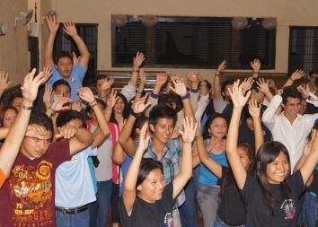 Meksyk, Merida: Młodzieżowy Krzyż prowincji 2013