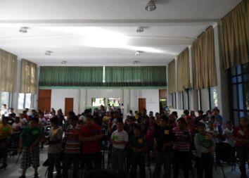 Meksyk: Dzień skupienia dla dzieci 2013