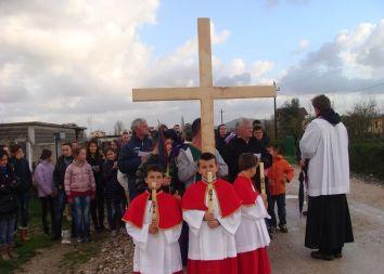Albania: Droga pod znakiem Krzyża 2013