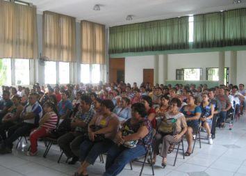 Meksyk, Merida: Dzień skupienia dla przygotowujących się do bierzmowania 2013