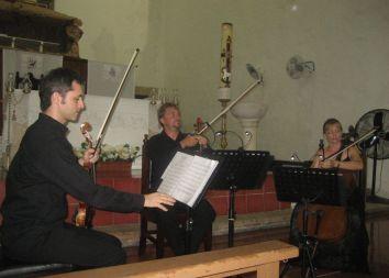 Meksyk, Merida: Koncert muzyki sakralnej 2013