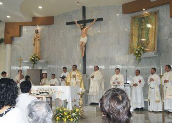 Campeche: Pierwsze śluby w piątą rocznicę 2013