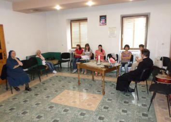 Ukraina, Swalawa: dzień skupienia dla nauczycieli 2013
