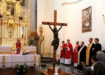 Brzozdowce, Ukraina: Pod znakiem Krzyża 2013