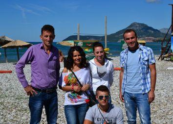 Bilaj, Albania: Śladami świętych 2013
