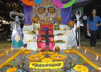 Meksyk: Świętowali ze świętymi 2013